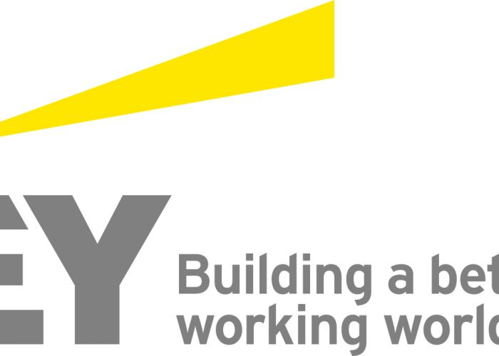 Ey new logo